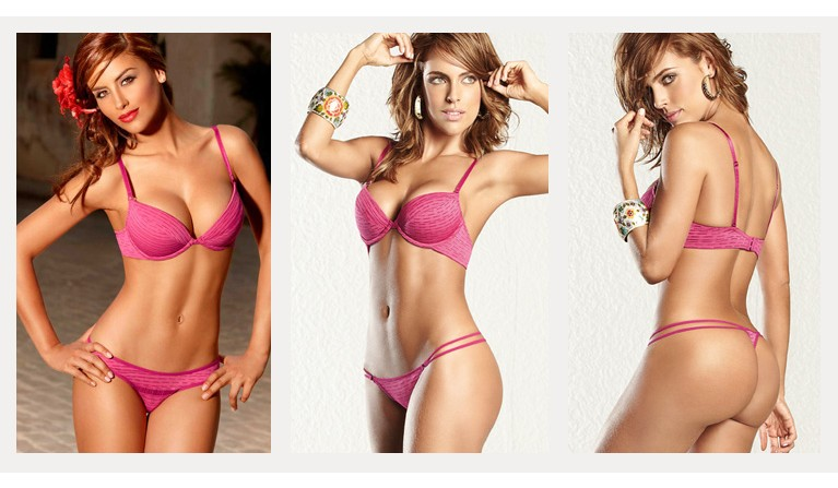 Soutien Push-Up Susana CM11320rosa 32B