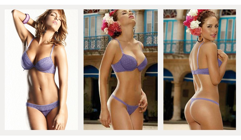 Soutien Push-Up Susana CM11320violeta 30B