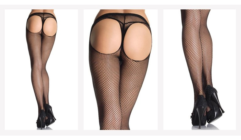Collants de rede
